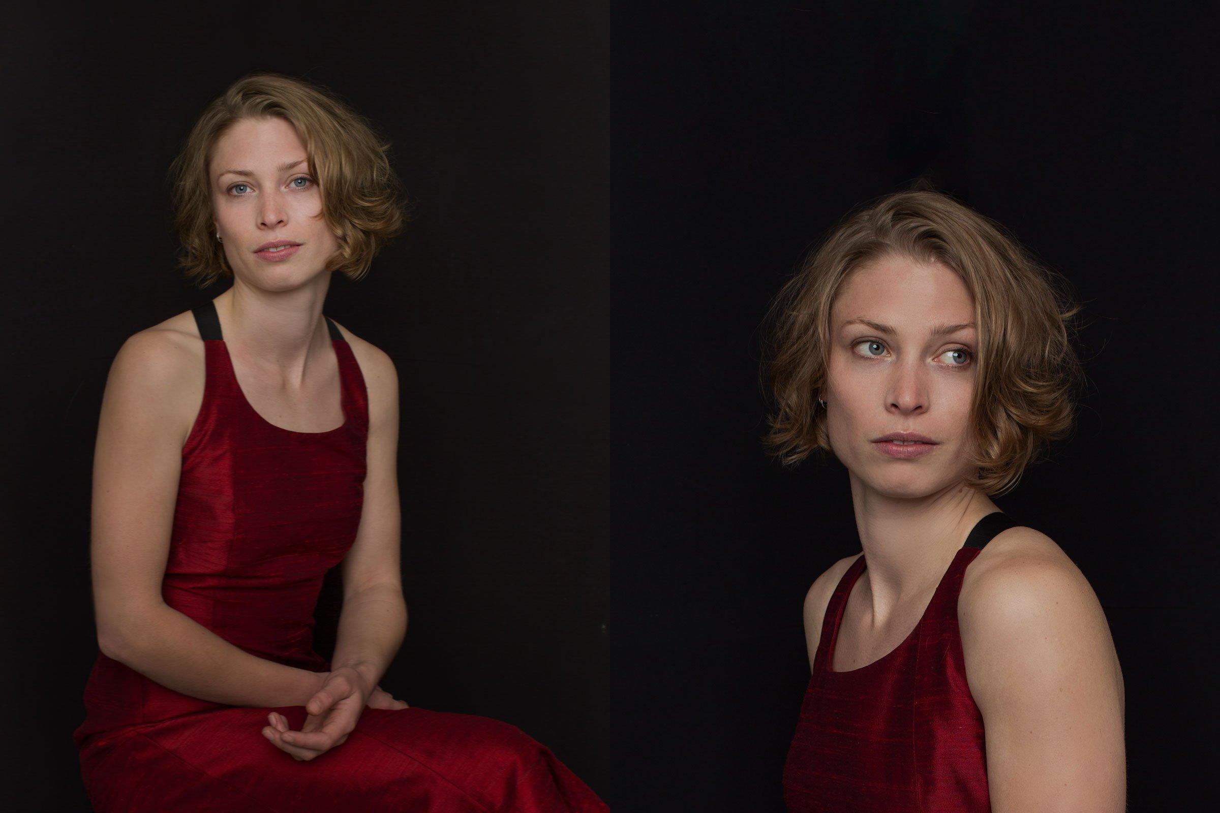 Contemporay-portrait-young-woman-evening-dress